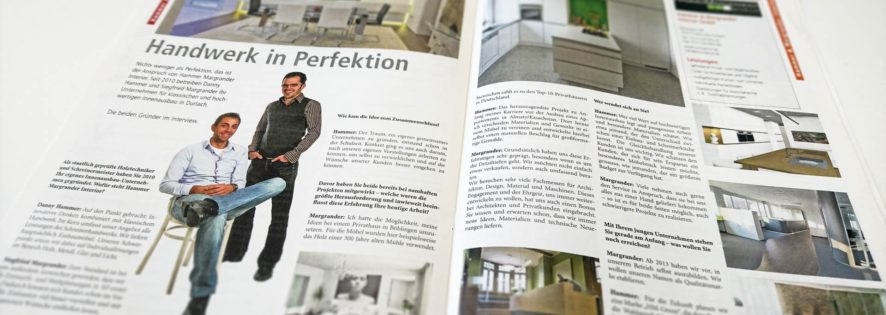 KA-News - Handwerk in Perfektion