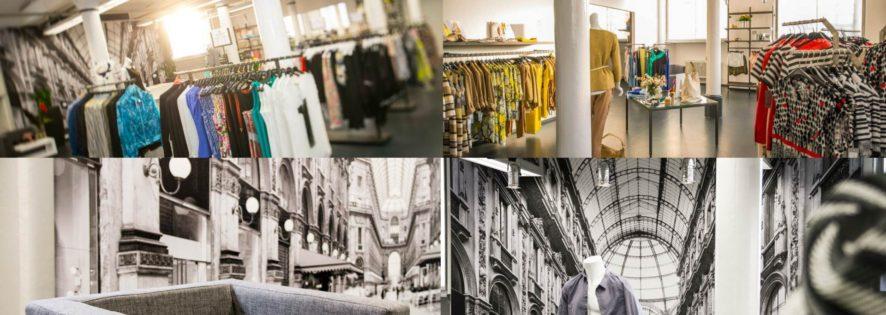 MILANO FASHION: Innenarchitektur, Innenausbau und Schreinerarbeiten aus einer Hand