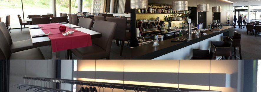 Eröffnung des Clubhauses im Golfclub Bruchsal