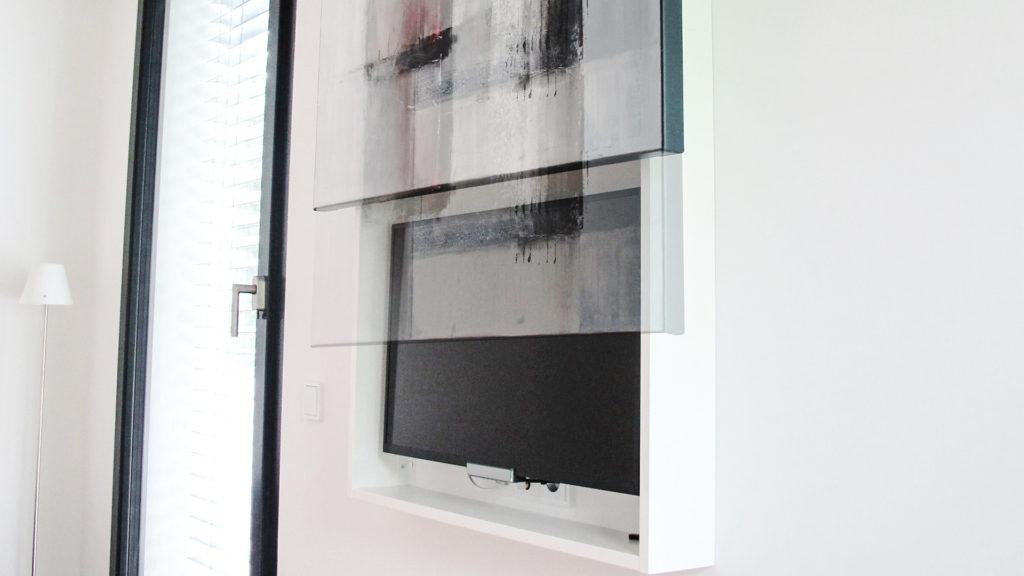 TV-Mediapanel | Referenzen | Hammer Margrander Interior
