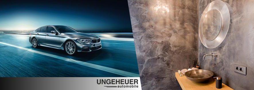Design und Technik - Was BMW und uns verbindet - Die neue BMW 5er Limousine