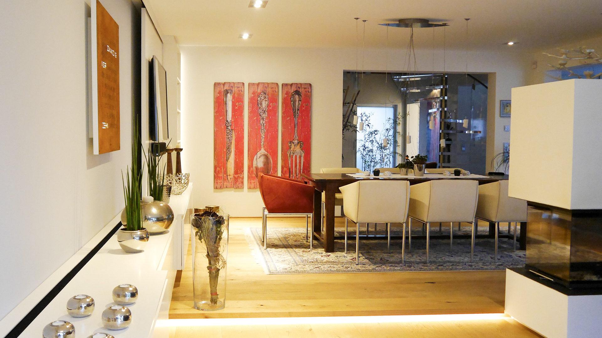 Wohnräume | Referenzen | Hammer Margrander Interior