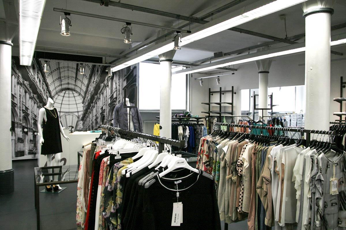 Milano Fashion - Modegeschäft