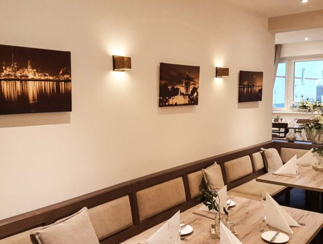 Restaurant-Pfalzgraf-Speisesaal-Polsterbänke