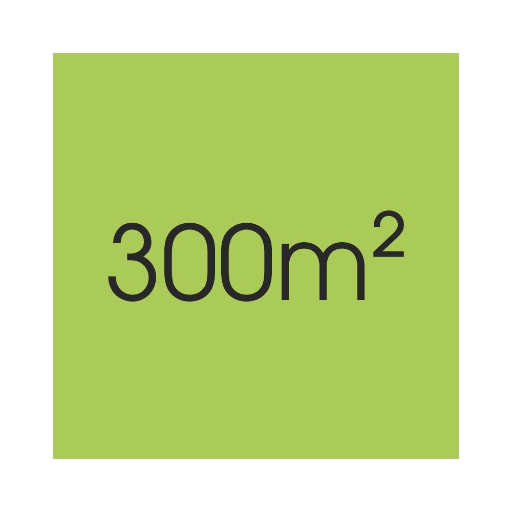 Es wurden insgesamt etwa 300 Quadratmeter Asteichenfurnier verarbeitet.
