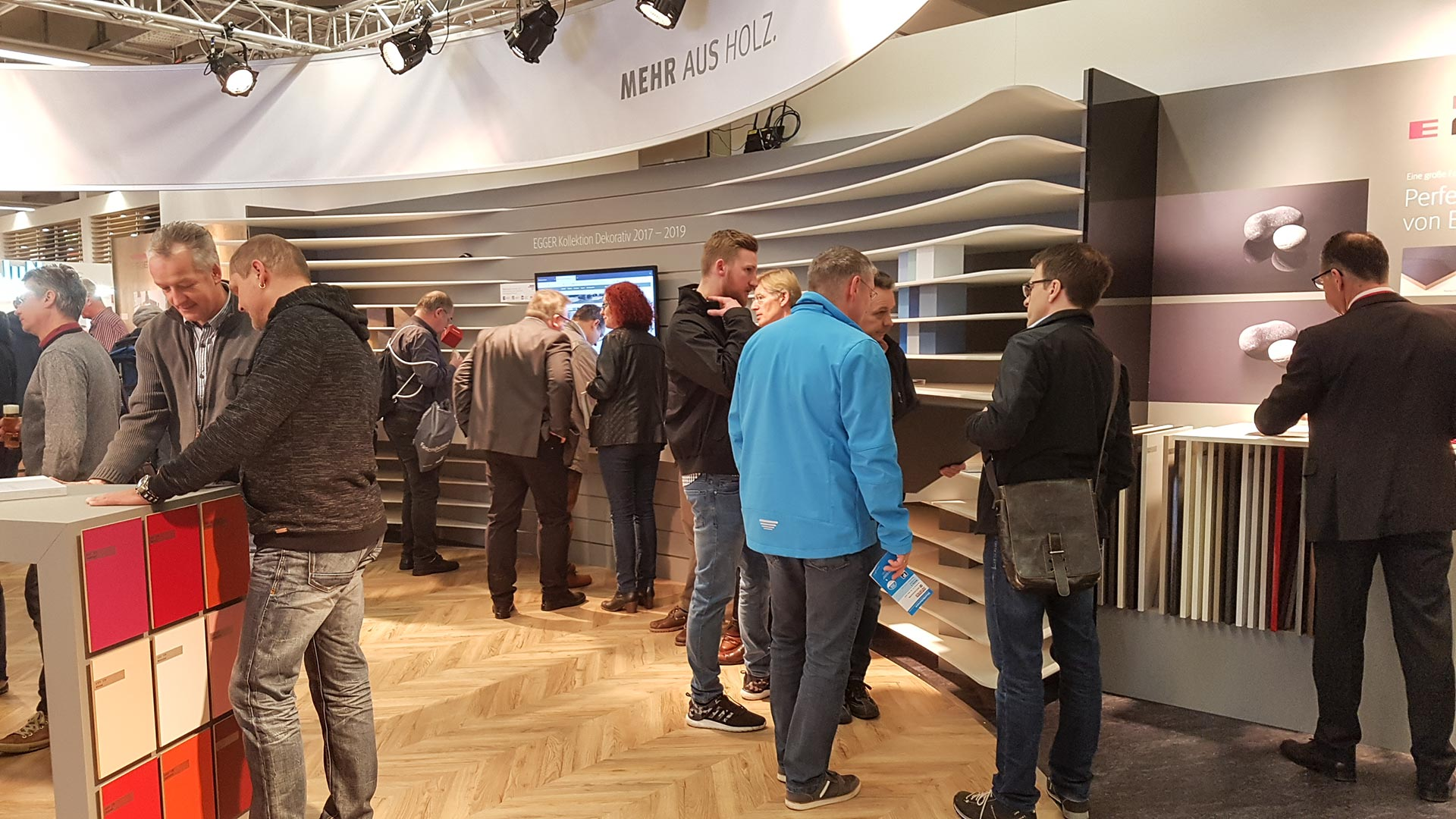 Holz-Handwerk 2018: Unsere Messe-Highlights