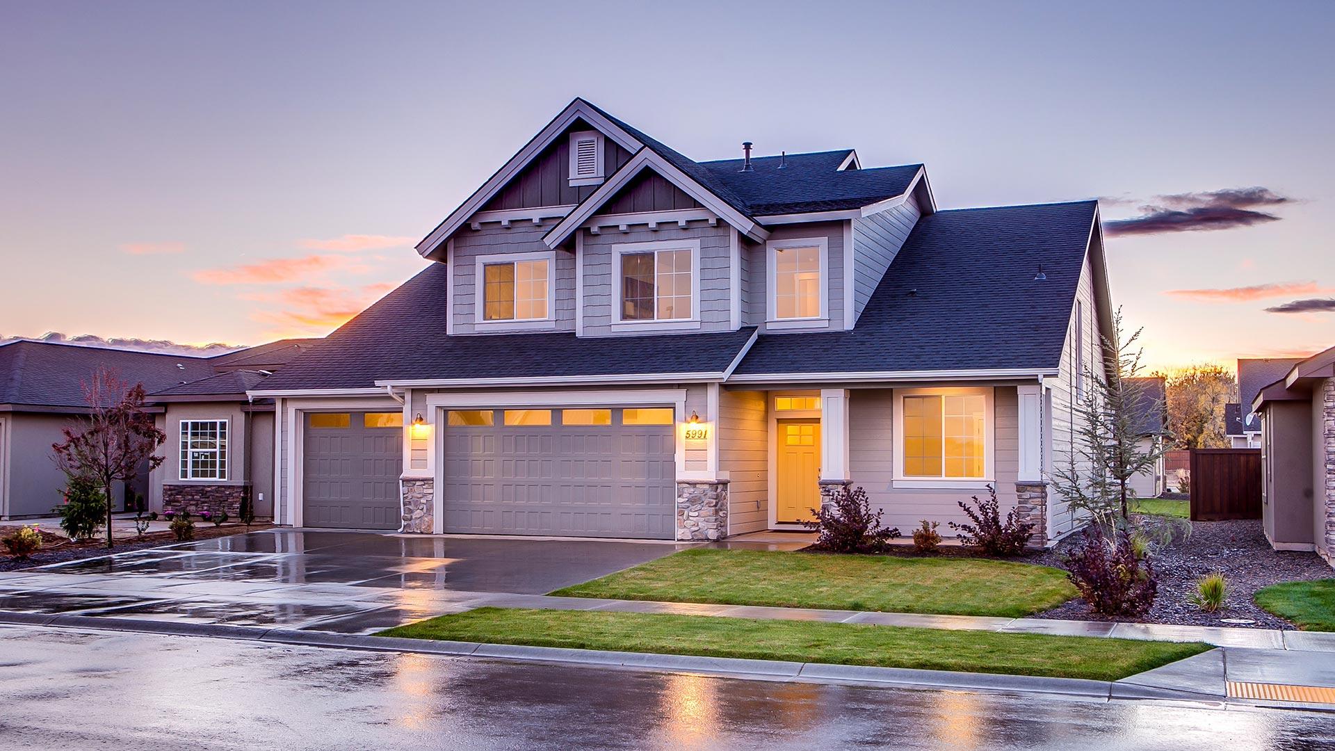 Ihr Smart Home. Voll ausgestattet mit intelligenter Beleuchtung.