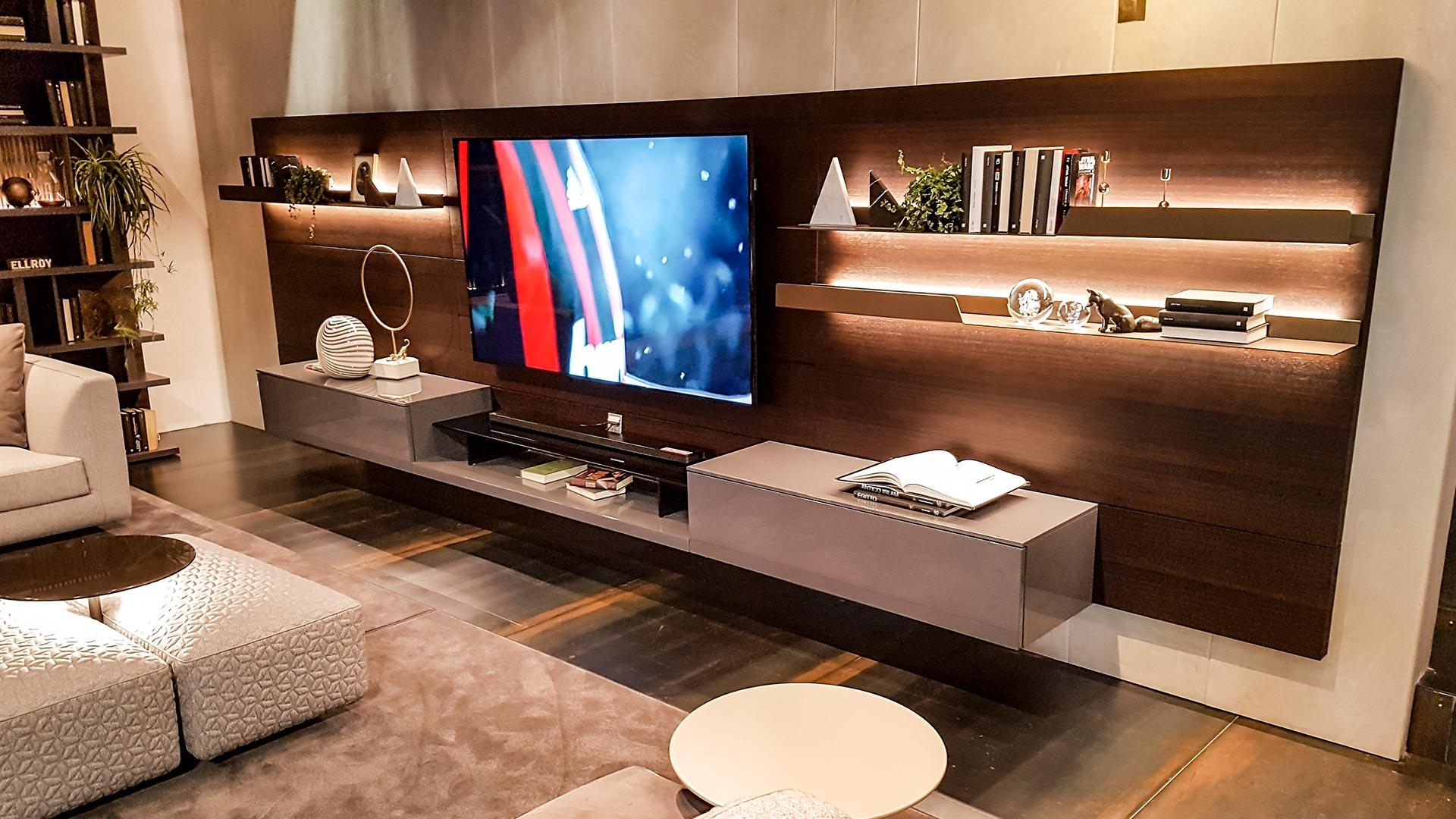 wohntrends von der m belmesse mailand 2018 teil 1 des messeberichts aktuelles hammer. Black Bedroom Furniture Sets. Home Design Ideas