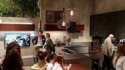 Küchentrends von der Möbelmesse Mailand 2018 - Teil 3 des Messeberichts