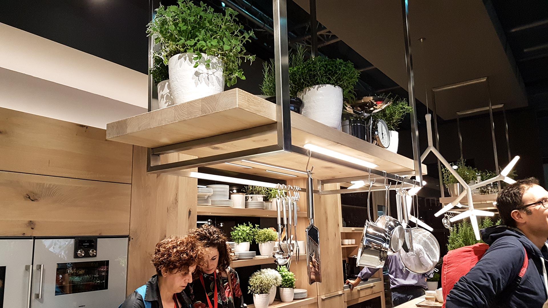Küchentrends von der Möbelmesse Mailand 2018 - Teil 3 des ...