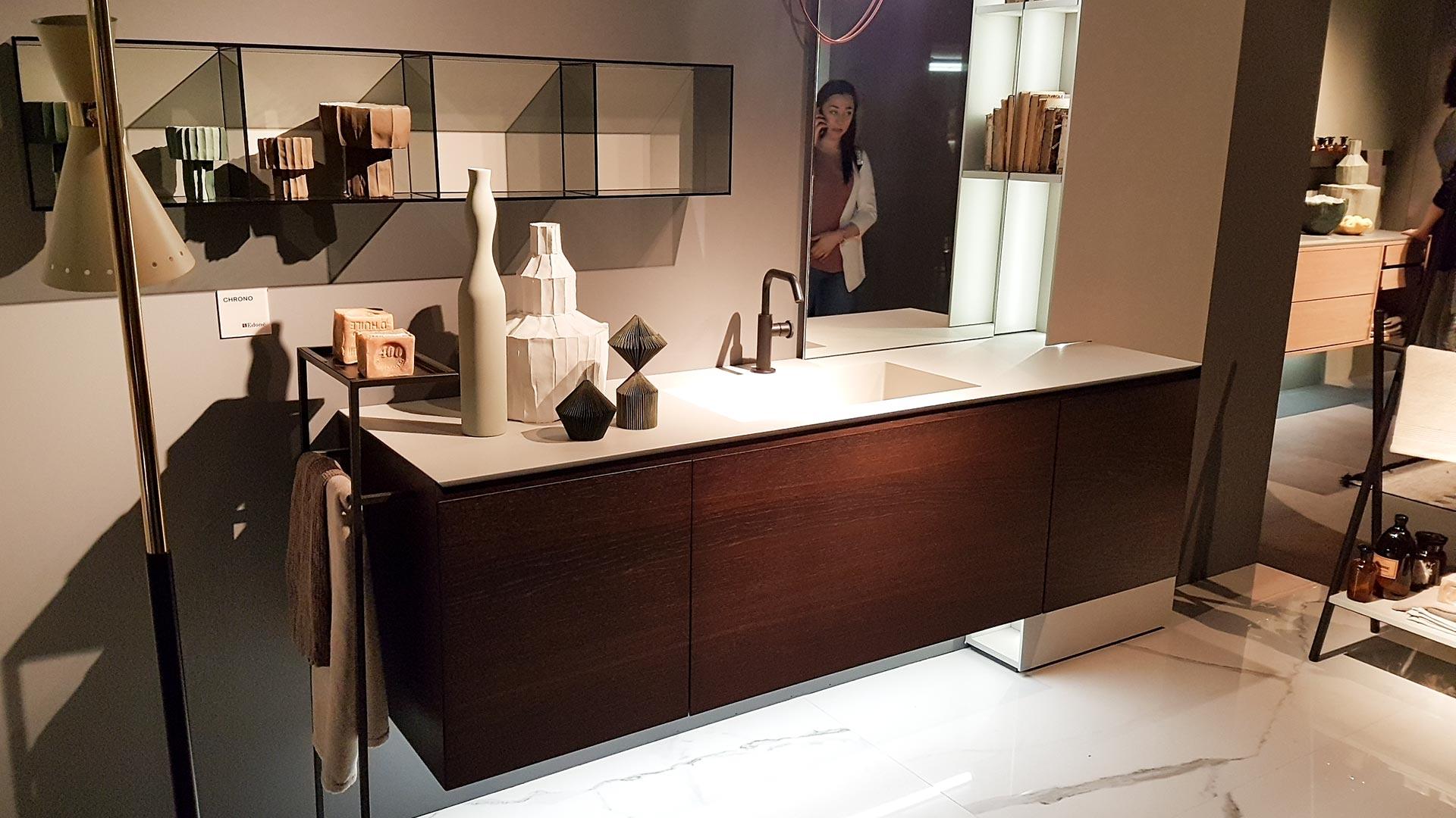 badezimmertrends von der m belmesse mailand 2018 teil 2 des messeberichts aktuelles hammer. Black Bedroom Furniture Sets. Home Design Ideas