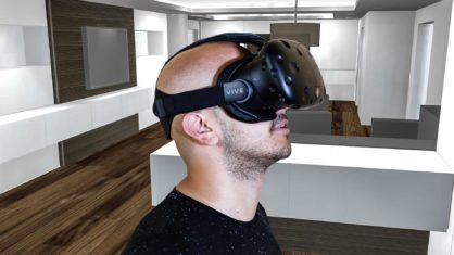 3D-Technologie optimiert Prozesse im Innenausbau