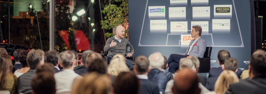 Beyond Sports Star Talk mit Matthias Sammer