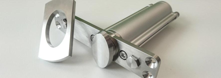 Wie funktionieren eigentlich Pivot-Türen?