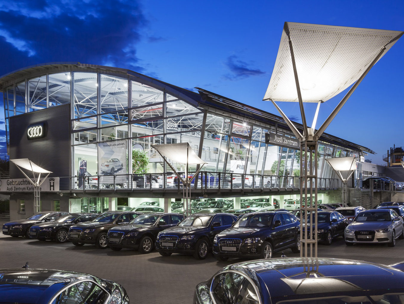 Beyond Sports Star Talk mit Julian Nagelsmann, Audi-Zentrum Karlsruhe
