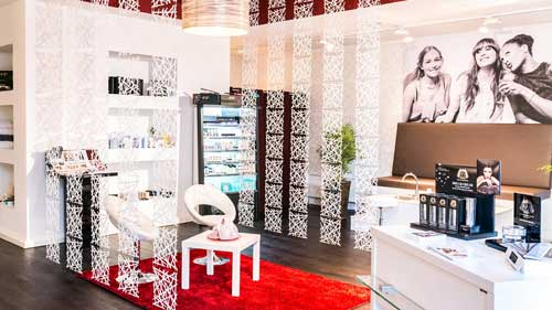 Beatryce Beauty Salon in Stuttgart - Projektkategorie Shopdesign & Ladenbau
