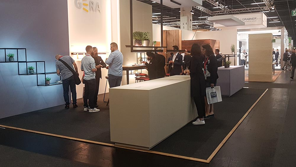 interzum ist die Weltleitmesse für Innenausbau in Köln