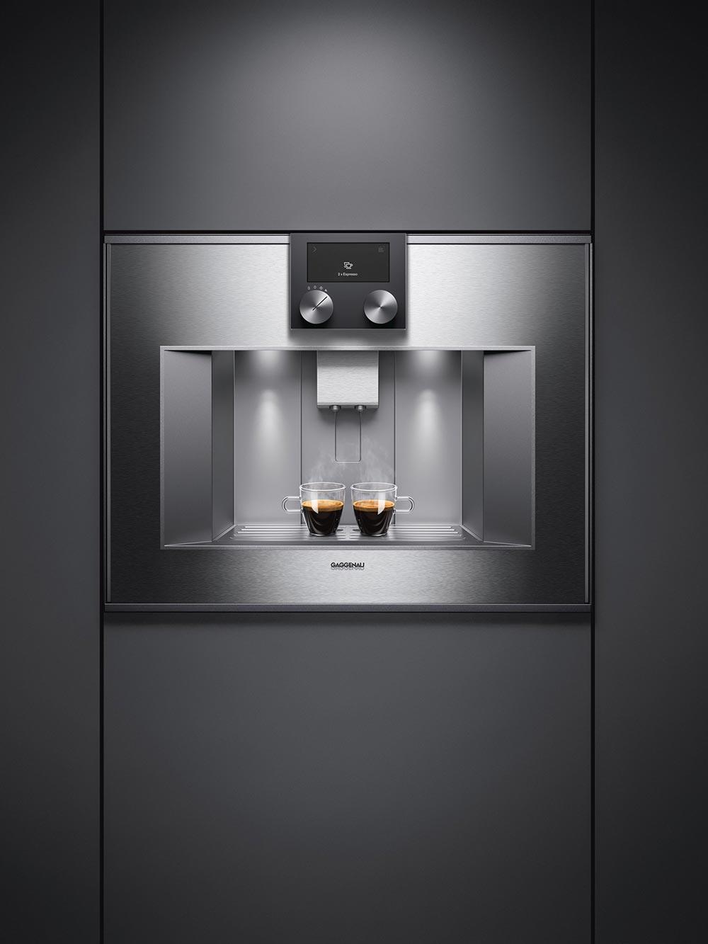 Kaffeevollautomat der Serie 400