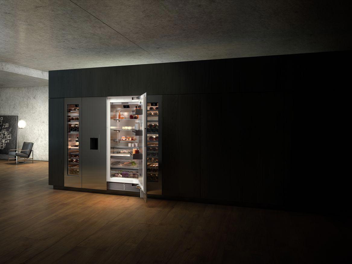 Vollintegriert, professionell und ans Smart Home angebunden: Die Vario 400 Serie lässt keine Wünsche offen.