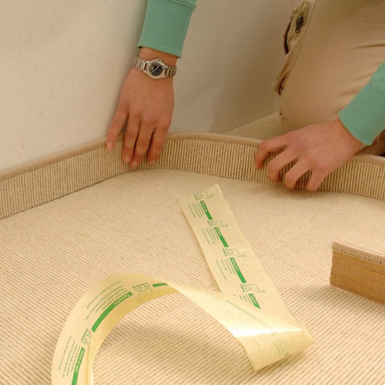 Ein sauberer Abschluss mit der Tretford Sockelleiste