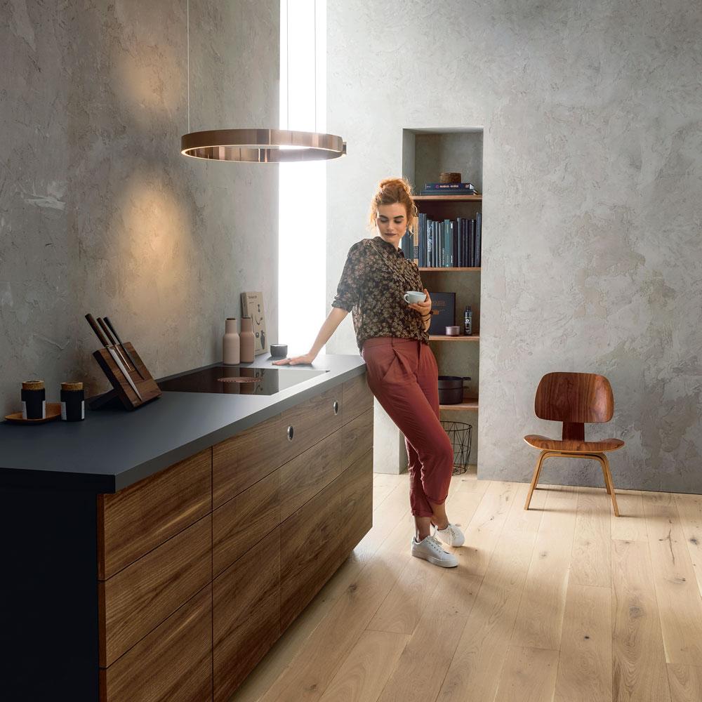 BORA Systeme fügen sich nahtlos ins Interior Design ein.
