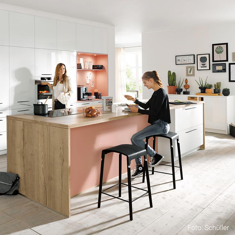 Ein hochwertiges Einbauküchen-System mit unzähligen Möglichkeiten zur Individualisierung, Elektrifizierung und Modifikation.