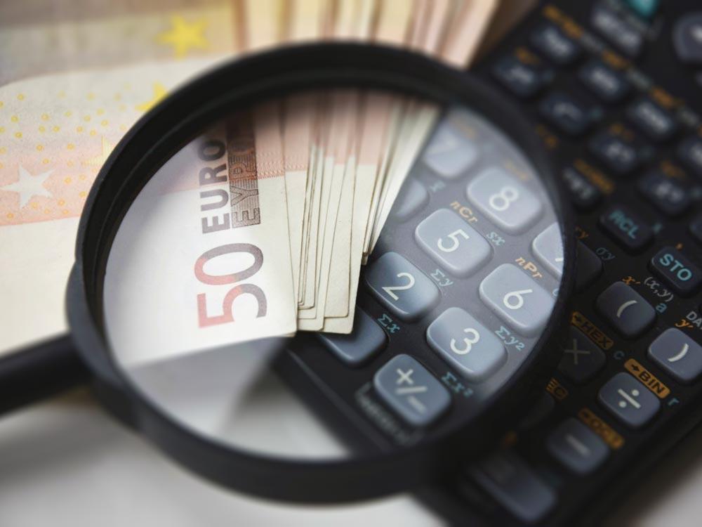 Es ist wichtig, einen Budgetrahmen zu definieren, bevor es an die Detailplanung geht.