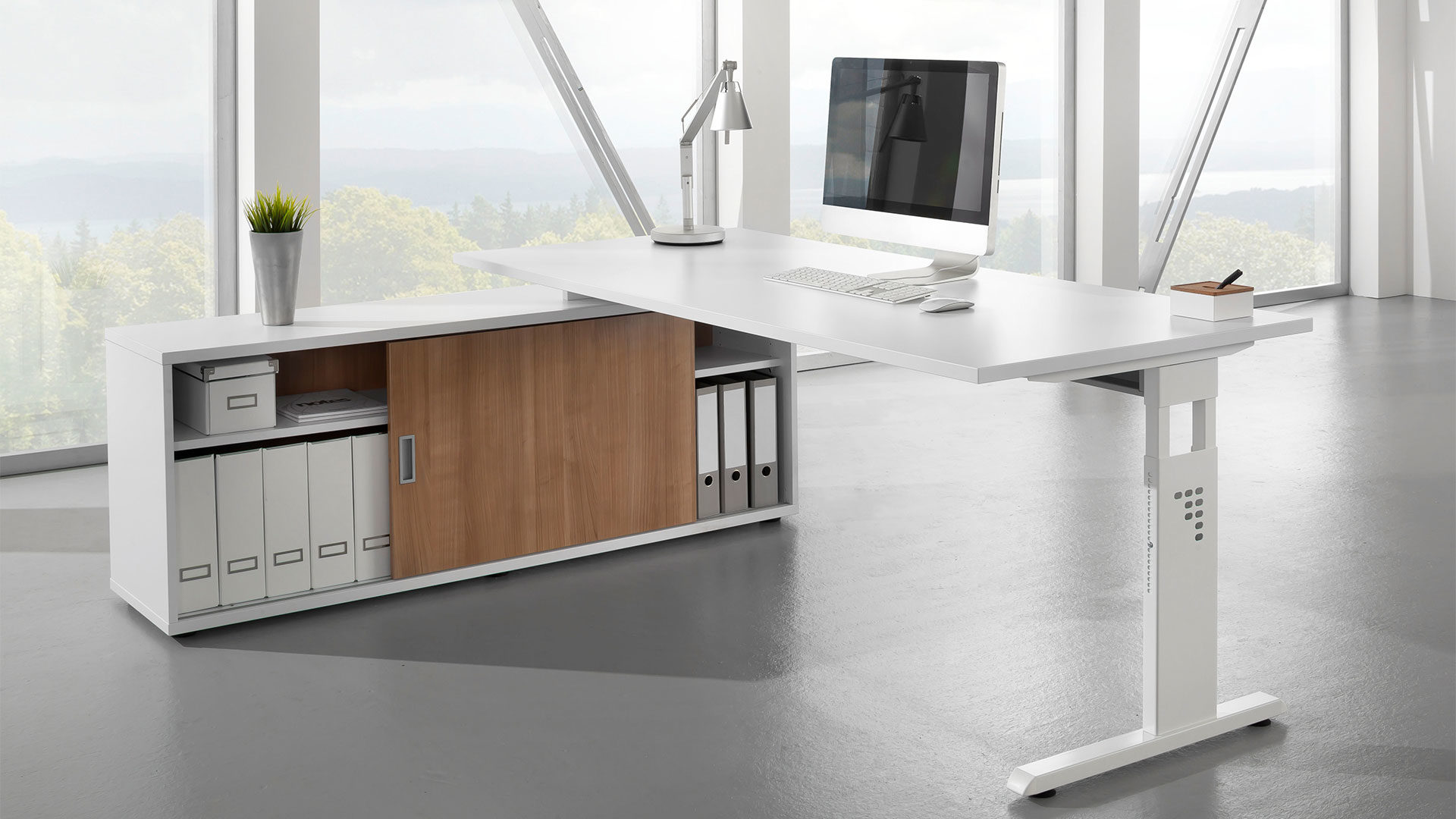 Teilweise Home Office Steuer