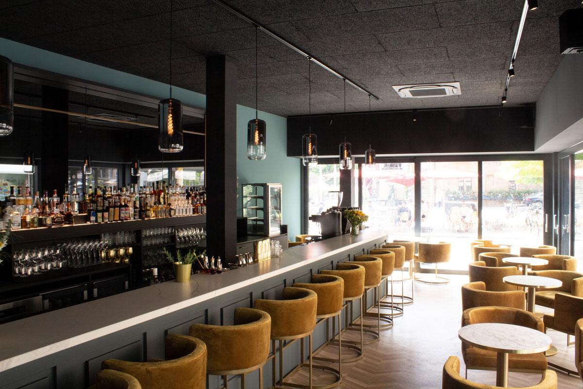 Die Vision: Eine stilvolle Bar am Marktplatz als Treffpunkt für die Kino-und Theaterszene