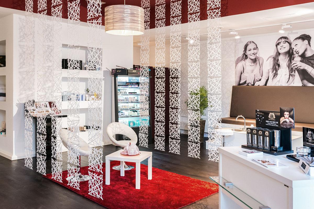 Ladenbau von der Budgetplanung an für Beatryce Beauty in Stuttgart