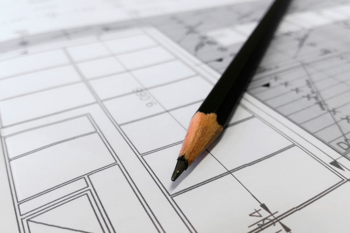 Eine ausführliche Planung ist die Grundlage für ein erfolgreiches Projekt.