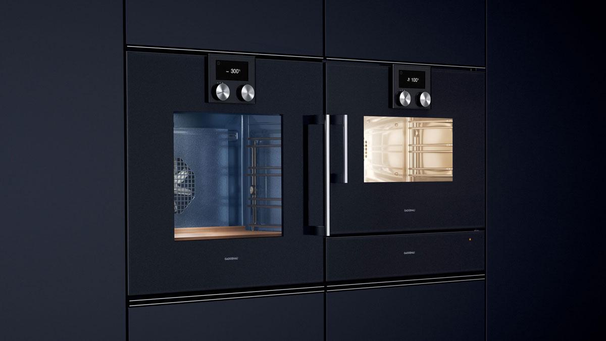 Einbaugeräte von Gaggenau fügen sich ideal in jede Küche ein