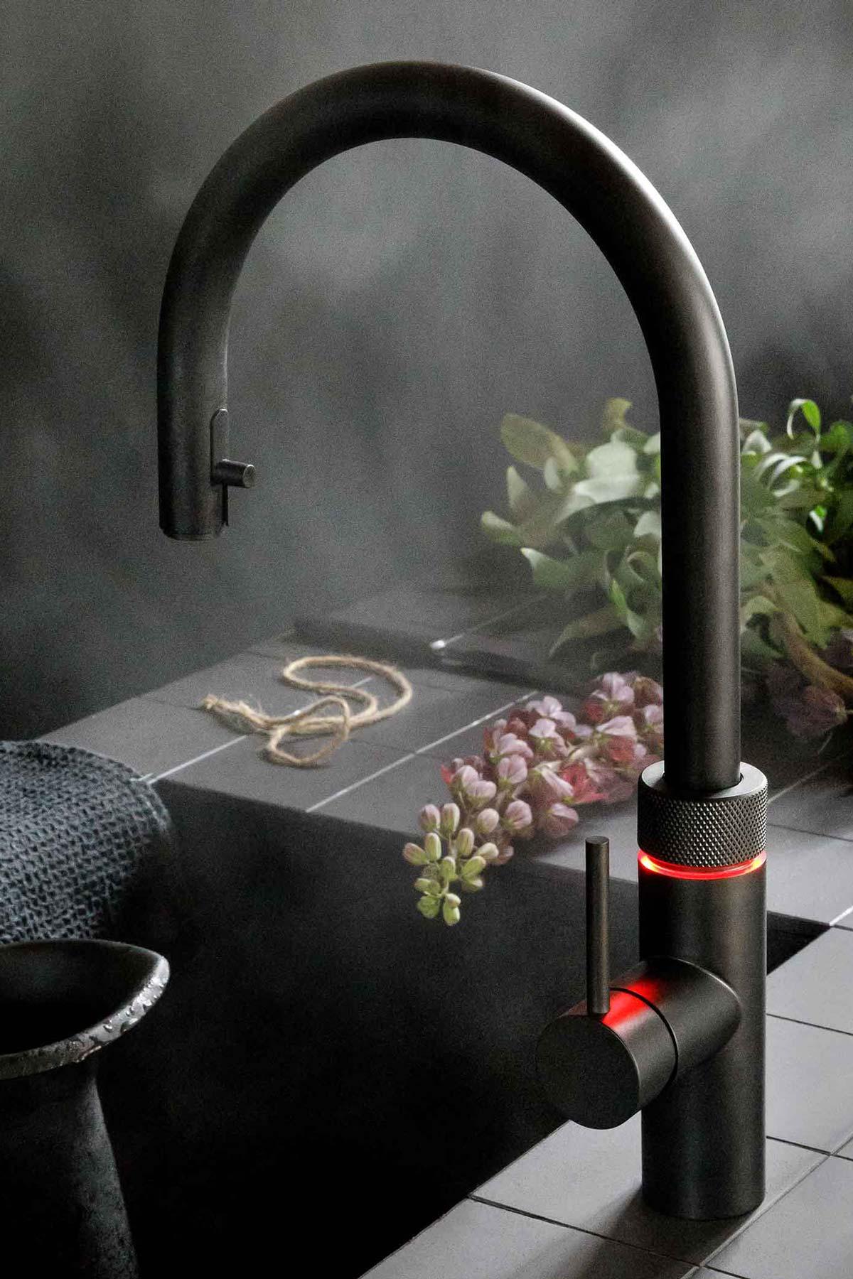 Trotz kochenden Wassers absolut sicher
