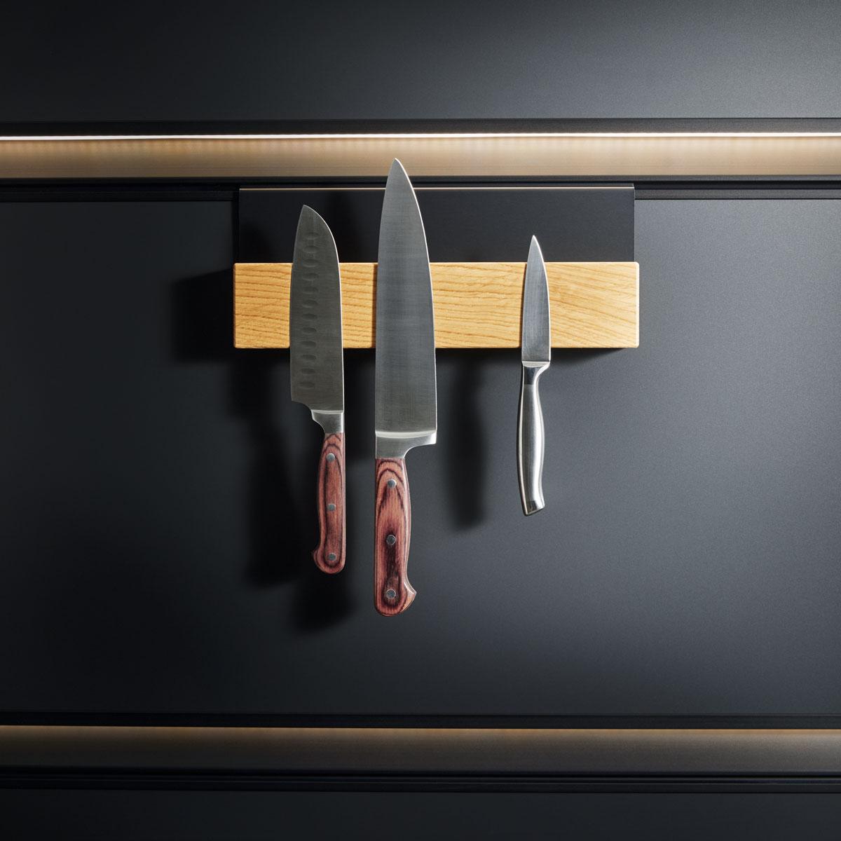 Magnetleiste für Messer