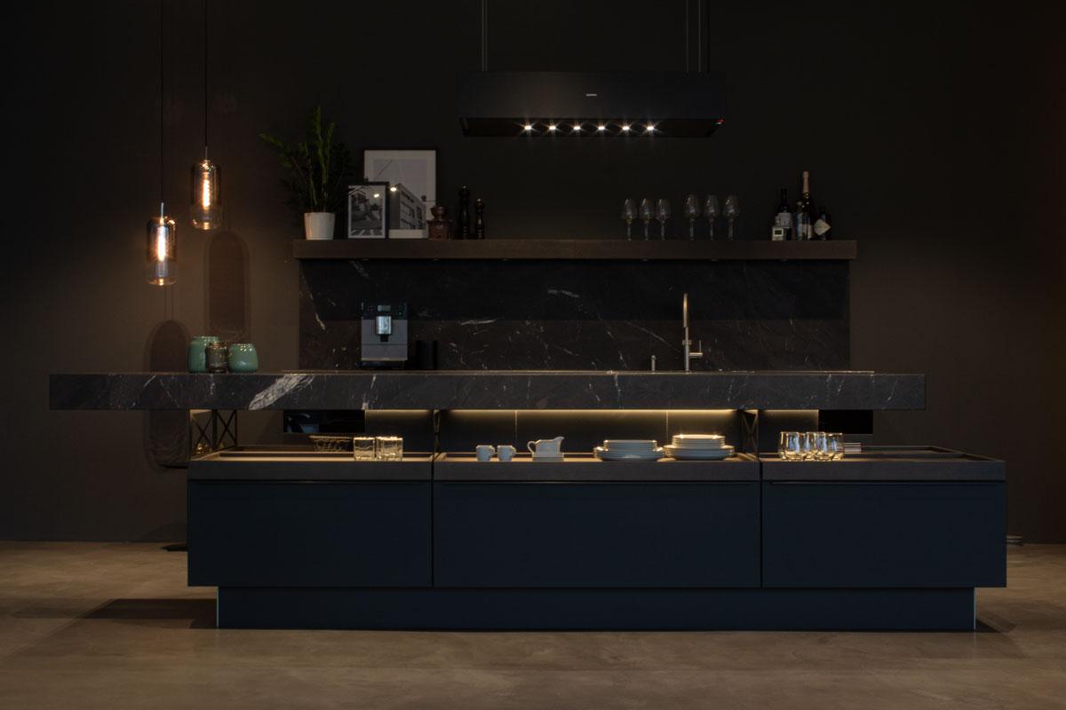 Poggenpohl +MODO Premiumküche in unserer Ausstellung