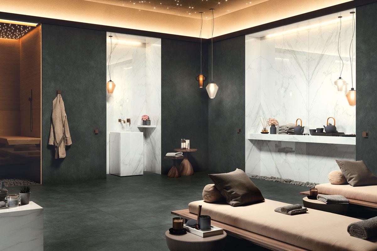 Italienische Design-Fliesen von Mirage
