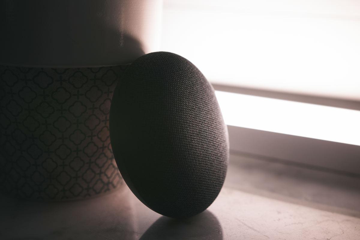 Sprachassistenten wie Google Home sorgen für zusätzlichen Komfort