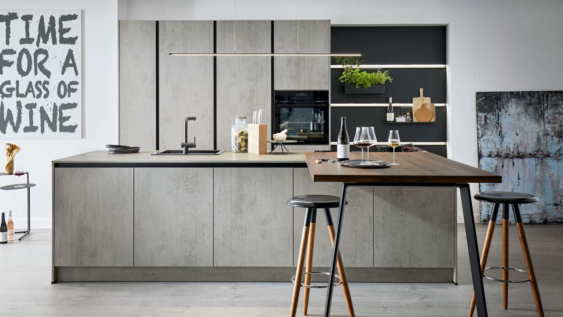 Küchentrends 2021 - modernes Design, innovative Technologien