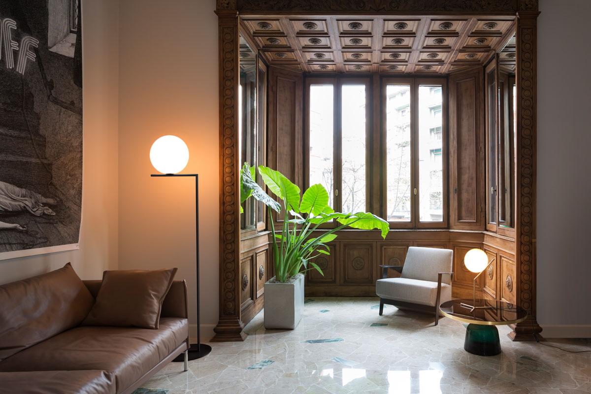 Stilvolle Akzente mit den Design-Leuchten von FLOS