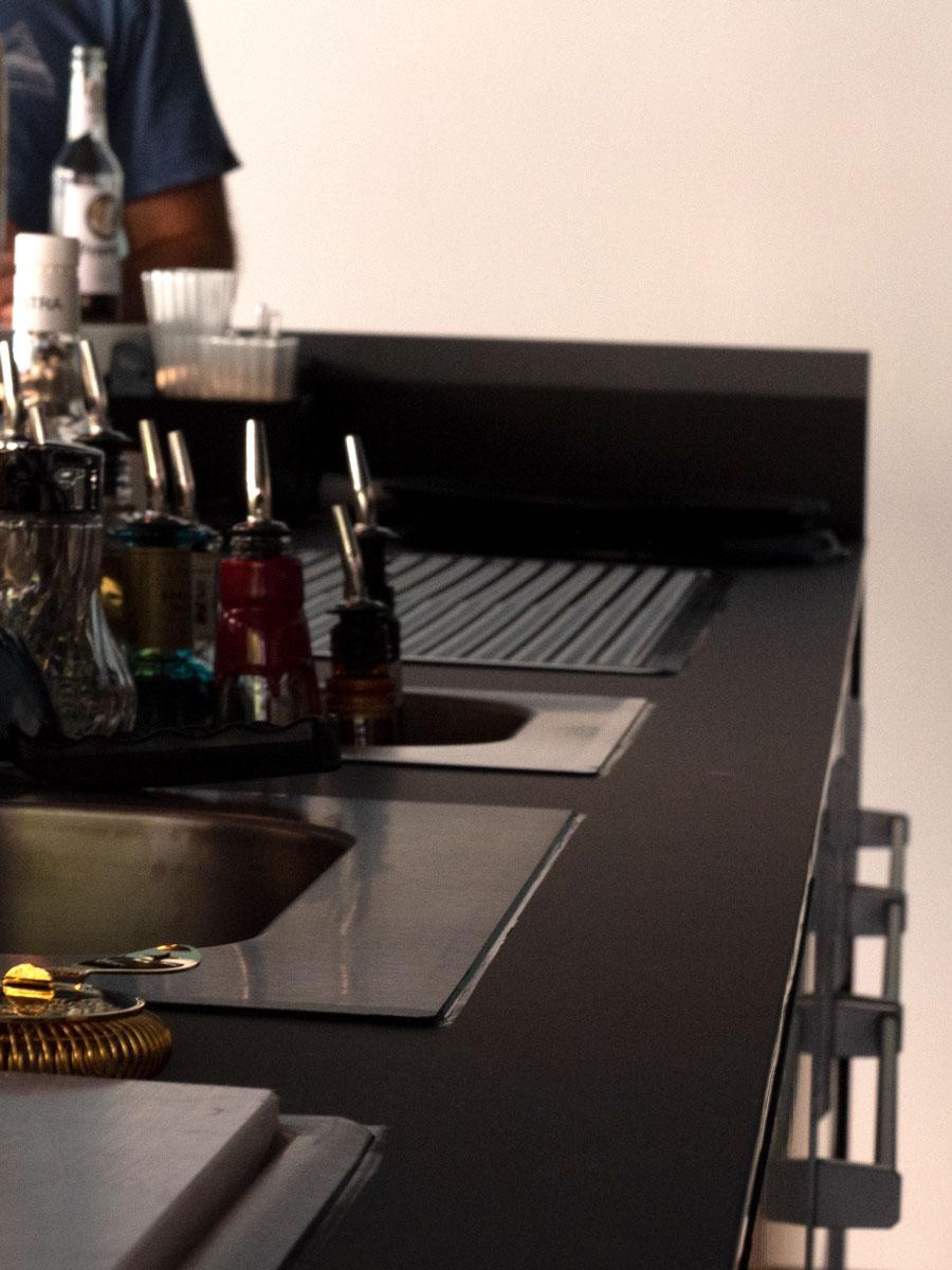 Der Ludwig - Bartheke mit Kühltechnik von Liebherr
