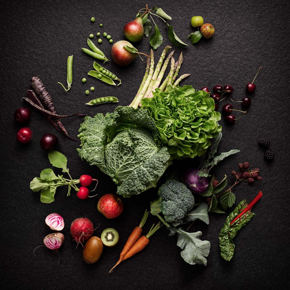 Lebensmittel bleiben länger frisch dank BioFresh