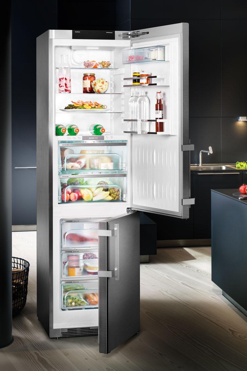 Kühlschränke von Liebherr bieten maximalen Komfort