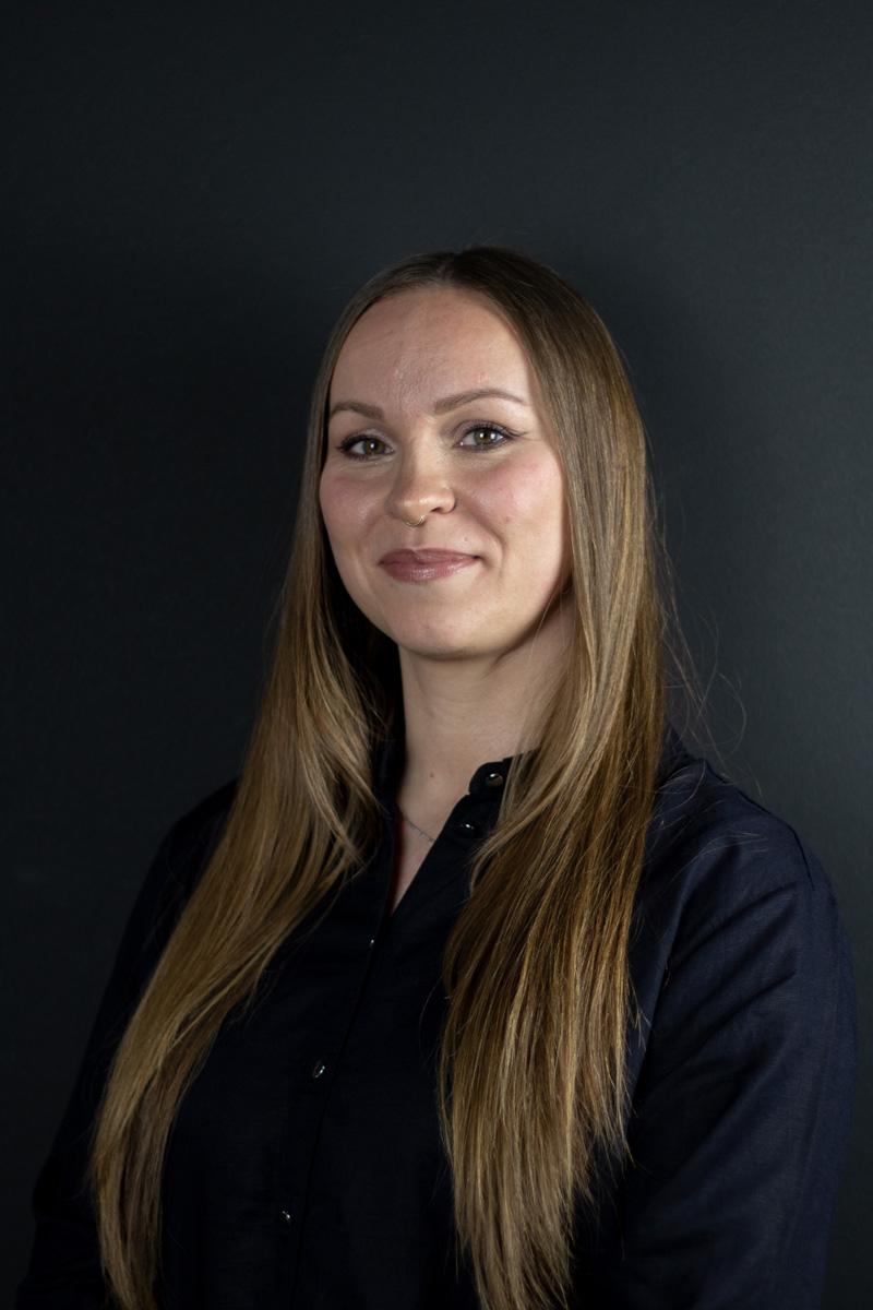 Teamassistentin Jenny Mros