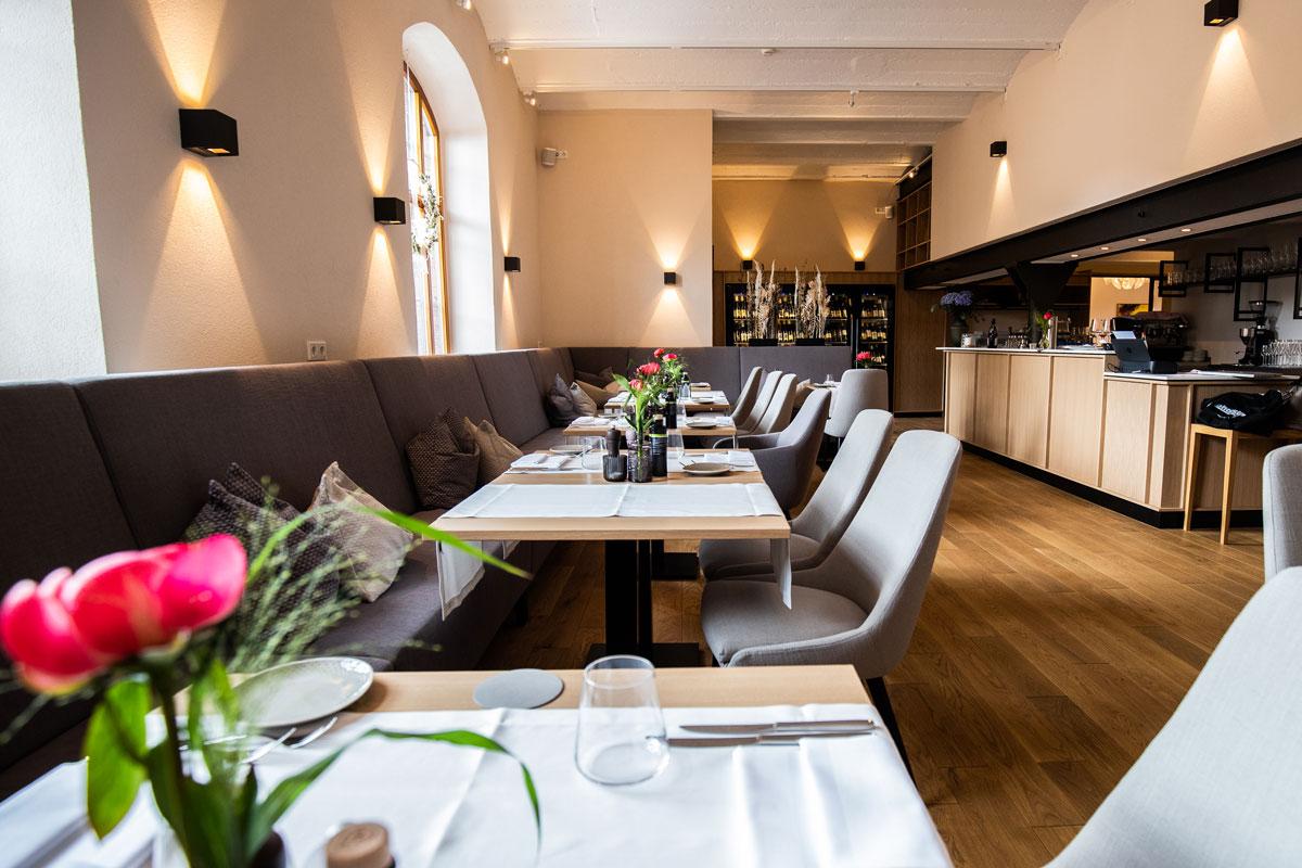 Elegante Möbel für die Gastronomie