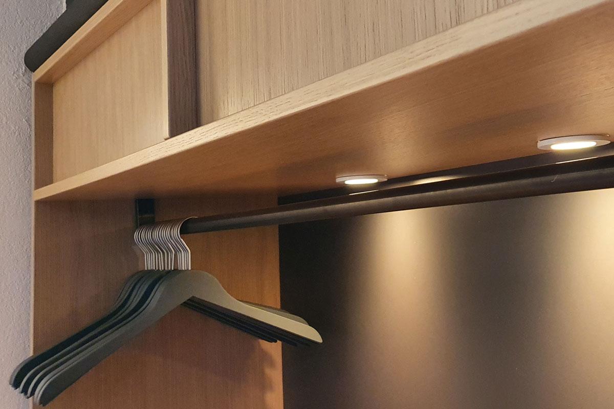 Eine Graderobe, die sich perfekt in das Interior Design einfügt