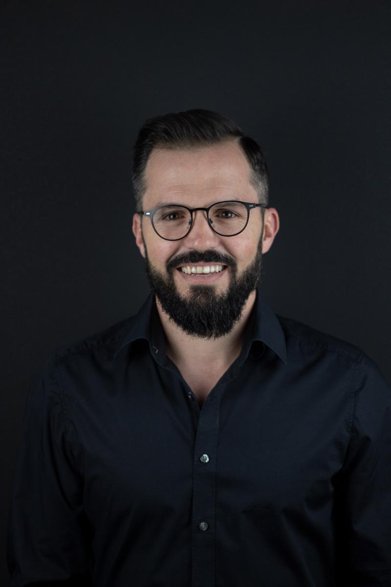 Geschäftsführer Siegfried Margrander