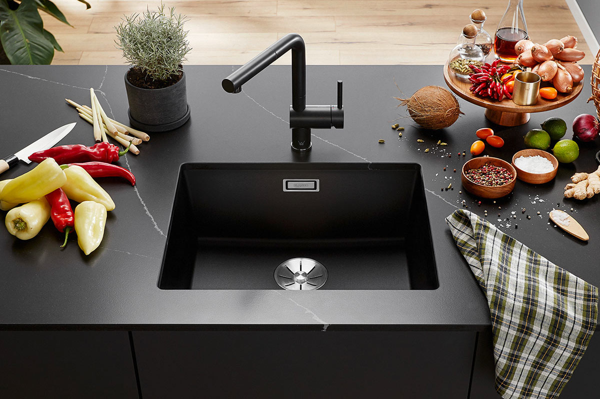 Innovative Küchenarmaturen aus Baden