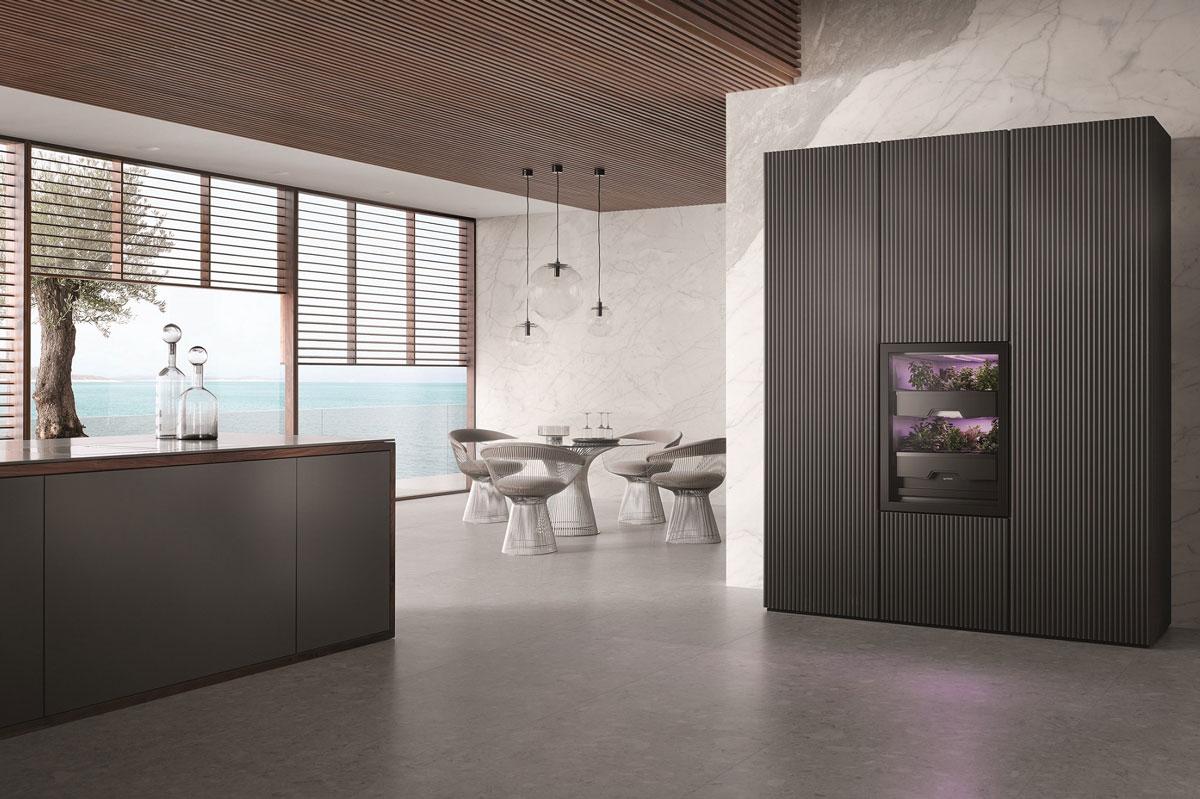 Der Plantcube - das Design-Statement in Ihrer Küche